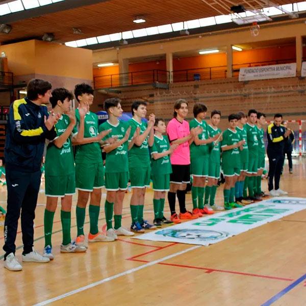 Equipación Futsal 2020/21